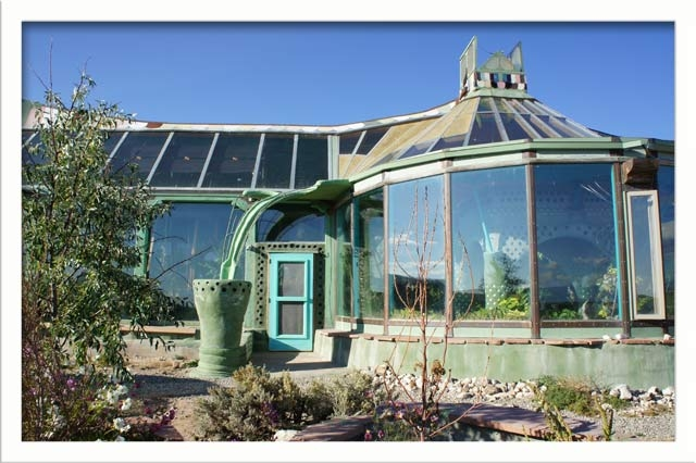 The Greenhouse from outside