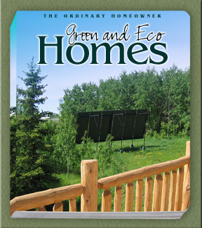 Eco Friendly Homes book