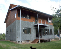 Portland eco-freindly house