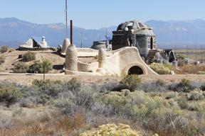 A Taos, NM Earthship