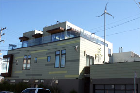 San Francisco Solar and Wind power