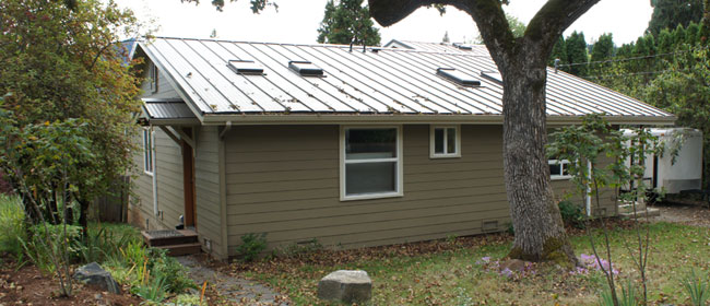 Eco Friendly Remodel, Eugene, OR