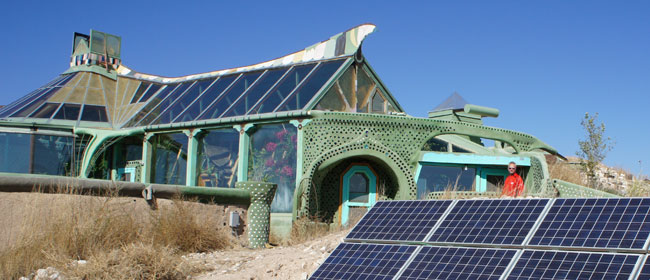 Earthship: A Most Radically Sustainable Home