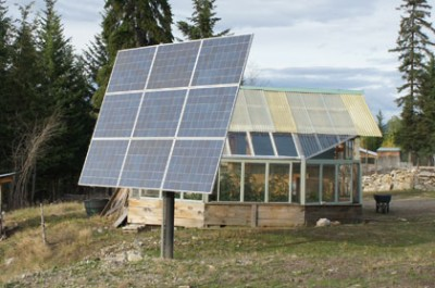 Solar Tracking system for Electricity