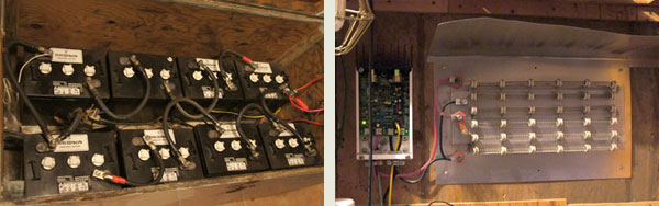 tantulus batteries overload power dump