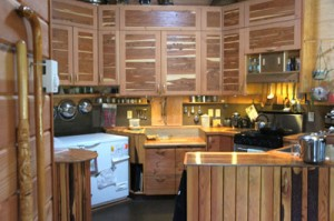 cob home kitchen