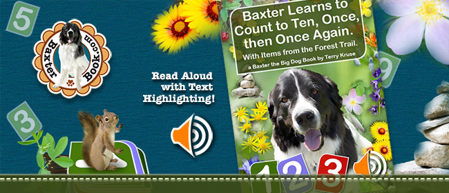 Baxter Learns to Count to Ten eBook
